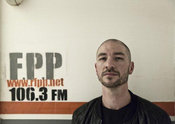 À la Radio FPP 106.3 pour la sortie de ma Mixtape