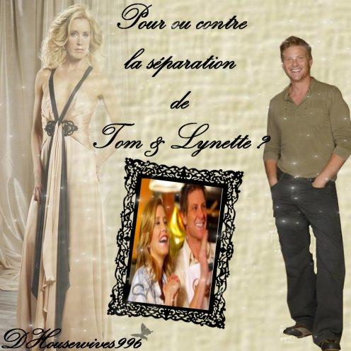 Tom & Lynette ♥