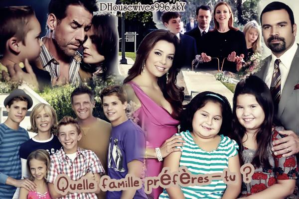 Quelle famille préfères-tu ?