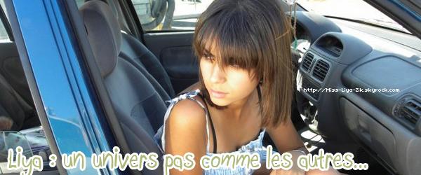 "Biographie de Liya : un parcours atypique !              Page ""Liya"" sur facebook ● facebook Officiel du Skyblog"