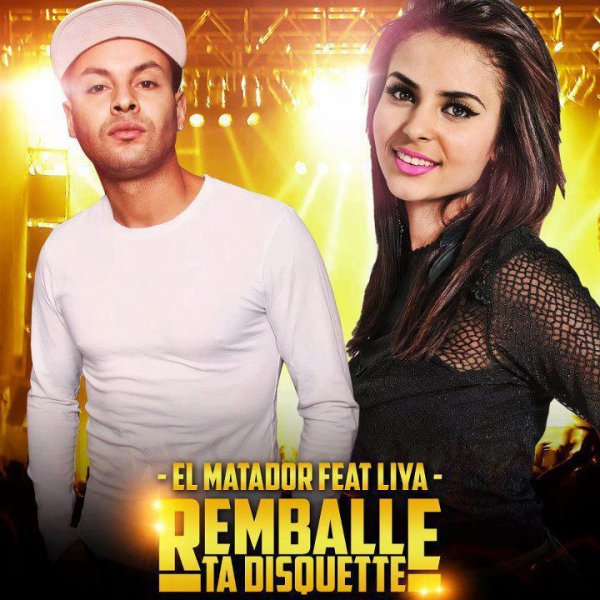 "Liya en duo avec El Matador pour ""Remballe Ta Disquette"" !              Page ""Liya"" sur facebook ● facebook Officiel du Skyblog"