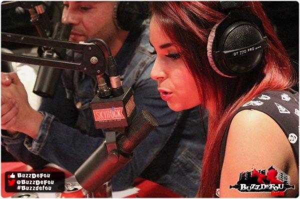 """Liya au """"Planète Rap"""" d'El Matador !              Page """"Liya"""" sur facebook ● facebook Officiel du Skyblog"""