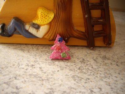 collection noel :sapin bonbon