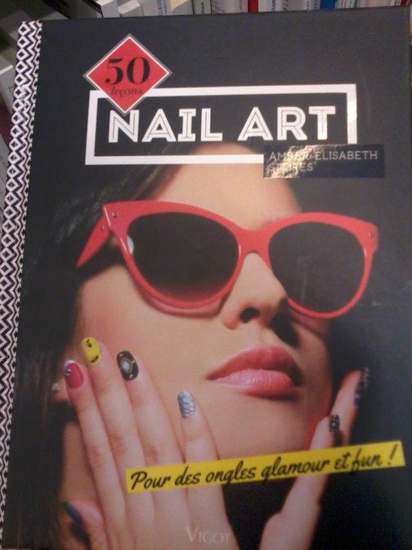 Livre Nail-Art
