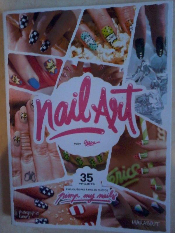 Livre Nail-Art 2