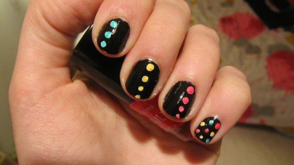 Nail-art disco