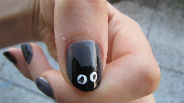 Nail-art chat