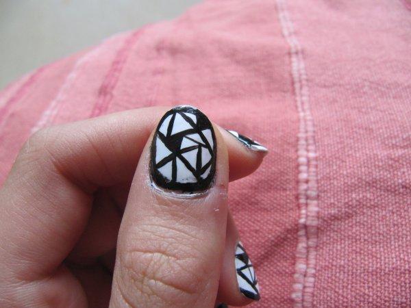 Nail-art Graphique