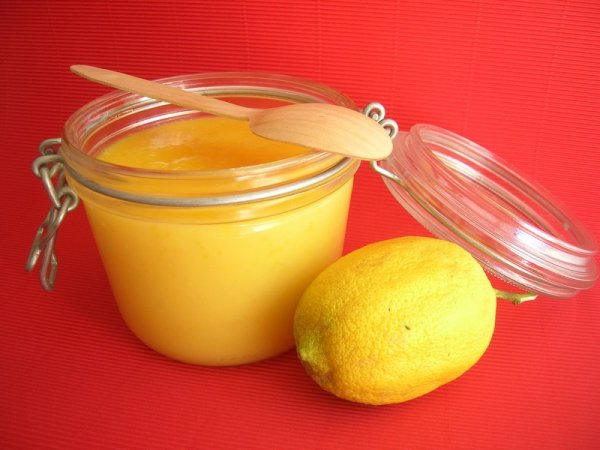 j'ai re-testé le lemon curd aujourd'hui...