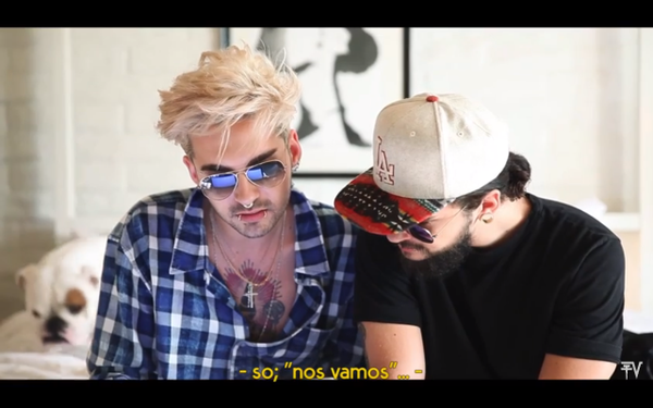 Tokio Hotel TV 2015 , Episode 20