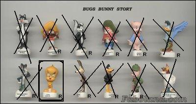 Bugs bunny story