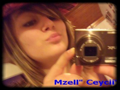 "Mzell"" Ceycii"" See préseentee..."