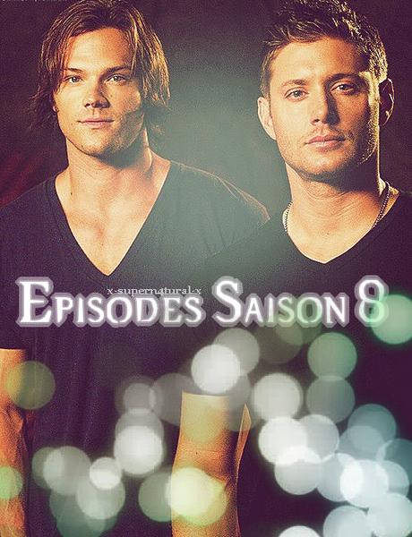 Episodes Saison 8