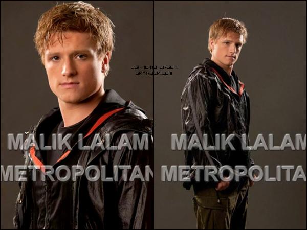 . Voici 7 nouvelles photos du shoot promotionnel d'Hunger Games de Josh en Peeta. Personnellement, j'aime beaucoup les photos, et vous ? .