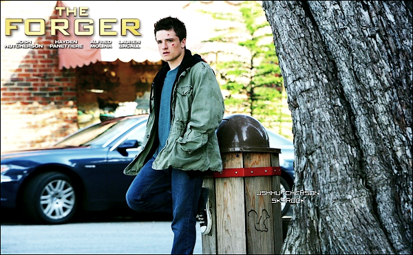. Nouveau still de The Forger.