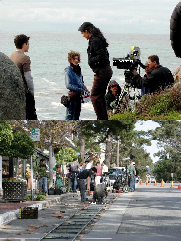 """. Le DVD de The Forger est sortit aux USA le 03 juillet et depuis, les photos n'arrêtent pas ! Je vous propose 9 stills + 2 photos sur le tournage. Une vidéo """"Behind the scenes"""" a également fait son apparition : ici.."""