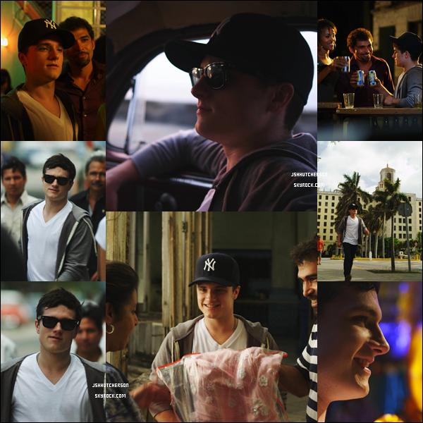""". Comme vous le savez sûrement, le film """"7 days in Havana"""" est sorti au cinéma mais dans très peu de salles françaises. Pour ma part, je n'ai pas pu le voir. Heureusement, le DVD sortira le 10 octobre, voici donc 16 stills pour nous faire patienter.."""