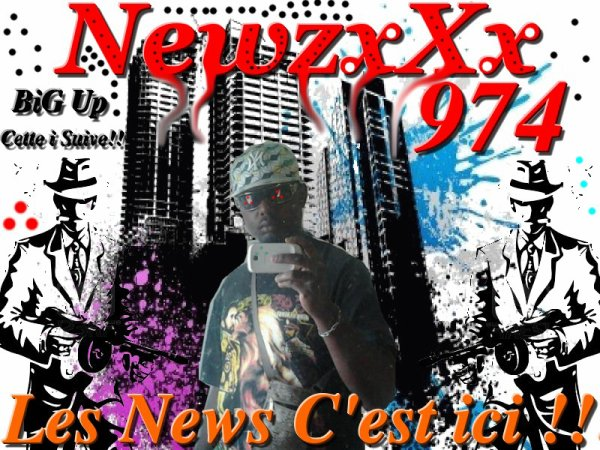 NewzxXx-974-By-M-A-S / TOULOU - Fé Viv A Mwin Dan Le Love (2013)
