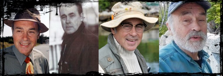 Biographies  de   Richard Donat et de  John Dunsworth