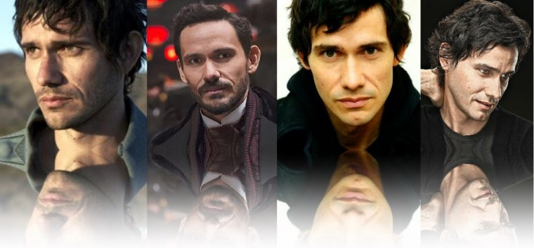 Biographies    de  Adam Copeland  / Claudia Black & de Christian Camargo