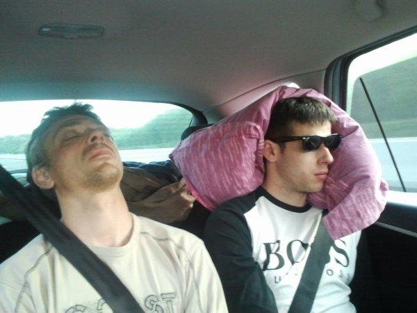 En route pour Fontaines...