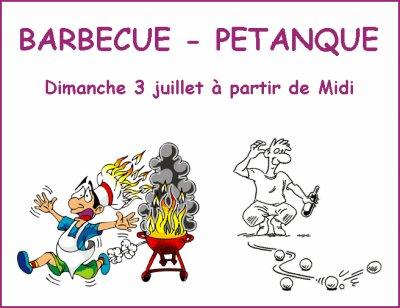 Barbecue - Pétanque