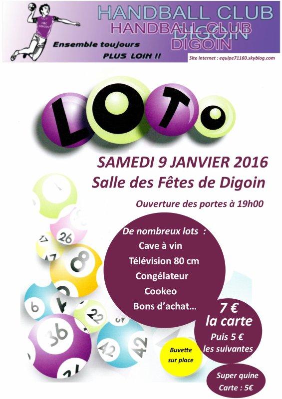 Le HBCD vous souhaite une très bonne année 2016 !!!