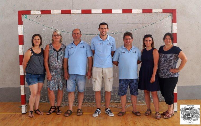 Fin de saison 2017 - 2018 - HandBall Club Digoin