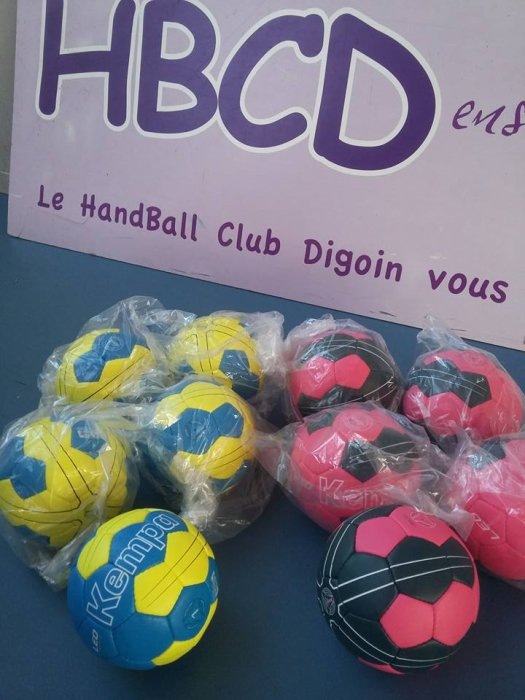 Handball Club Digoin : HBCD