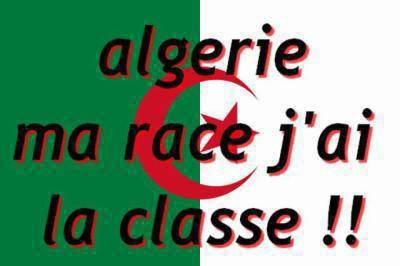 algerie mon origine pr tjr <3