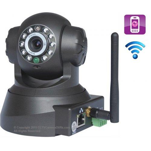 WebCam Wifi pour surveiller mes oiseaux