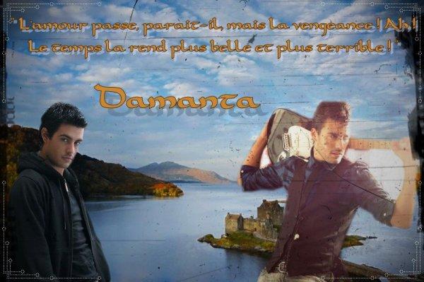 Bienvenue dans l'Univers de DAMANTA !