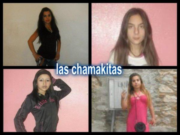 las chamakitas