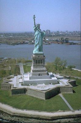 Chapitre 4: Journée avec la statue de la libertée!