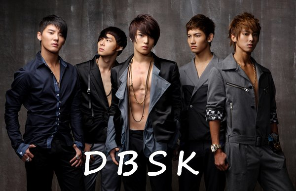 Sommaire EXO, DBSK & autre