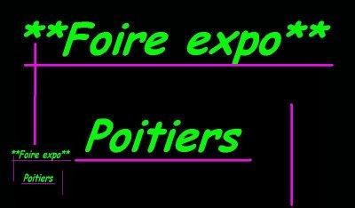 Bienvenue blog de Foireexpopoitiers!!