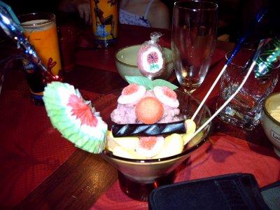 dessert a Céléna