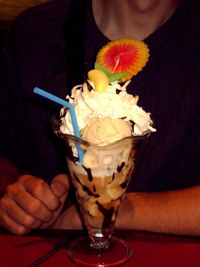 dessert a homme