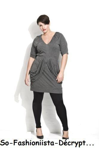 Le Bon Mix: La tunique et le legging