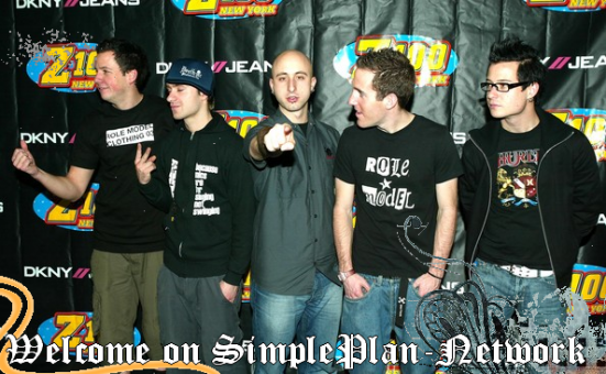 Bienvenue on .................................... http://simpleplan-network.skyrock.com/