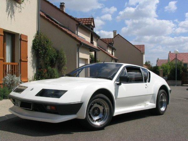 alpine a310 v6 1971 1984 toutes les voitures de l 39 ann e 1982. Black Bedroom Furniture Sets. Home Design Ideas