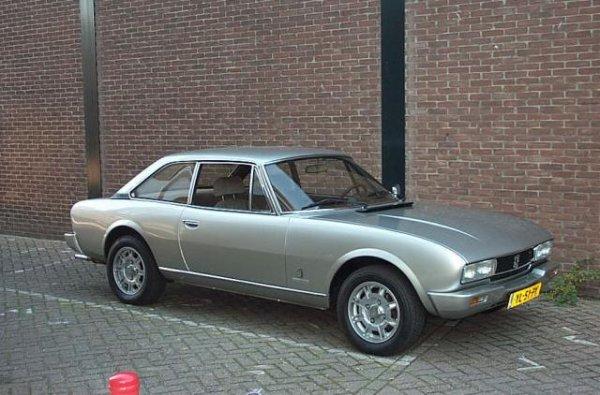 Peugeot 504 coup et cabriolet toutes les voitures de l 39 ann e 1982 - 504 coupe fiche technique ...