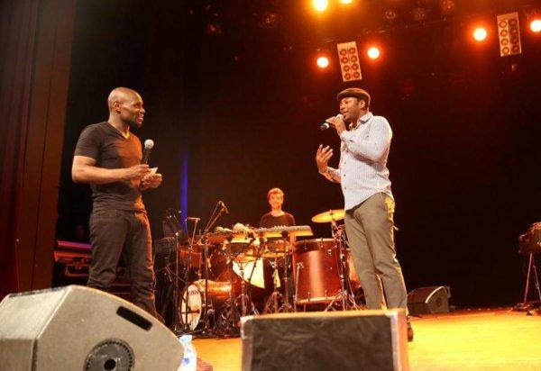 MC Solaar rejoint la tournée solidaire de Kery James