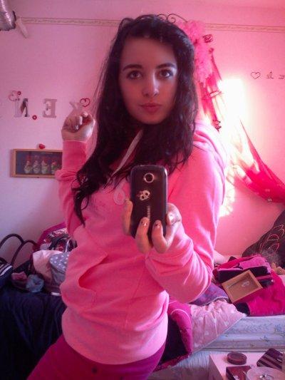 Je voi la vie en rose X)...!