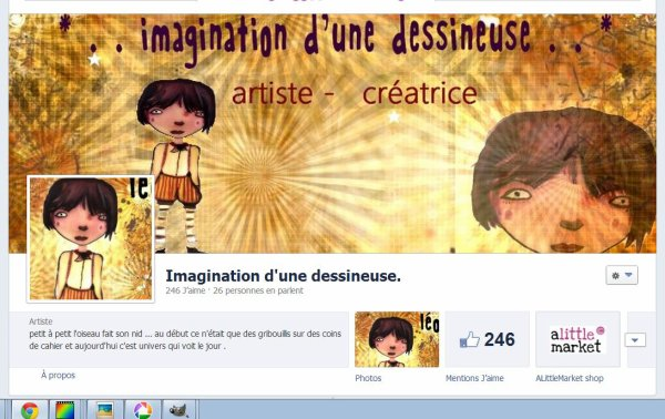 retrouvez   moi sur ma page  facebook  :)