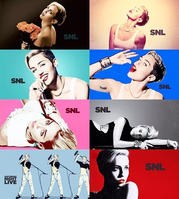 12 Octobre 2013 • Miley a posé pour Rankin for Hunger