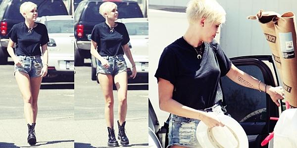 """31 Août 2012 : • Sean Michael Triana le nouveau photographe de Miley annonce qu'il vient d'être engagé pour réaliser """" les nouveaux projets secrets """" de Miley dont notamment les photos pour son nouvel album qui sortira en 2013 ! Il réalisera aussi un photoshoot pour son nouveau site officiel. Les photos qui seront normalement disponible en Octobre. Le photographe a aussi annoncé que « L'album n'est pas encore terminé, donc ils veulent d'abord écouté l'album en entier afin que les photos que nous prenons reflètent la même ambiance que la musique. » Il a aussi déclaré que la nouvelle coupe de Miley était l'une des raisons principales pour laquelle il avait voulu travailler avec elle. Pour avoir une idée du travail qu'exerce ce photographe vous pouvez vous rendre sur son site officiel. Ci dessous vous pouvez voir des photos behind the scene du shoot prévu pour Octobre."""
