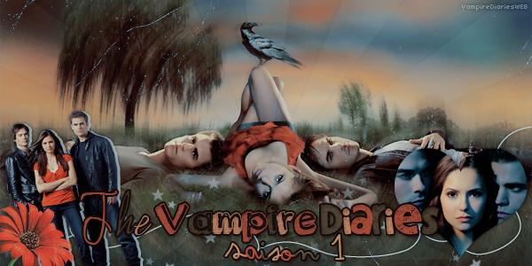 ‡ VAMPIREDIARIESWEB ________#Article Saison: Présentation de la saison 1 «You and Katherine have a lot more in commun than just your looks.»_____'.____~ _Création_ ¦ _Inspi décoration_ ¦ _Newsletter_