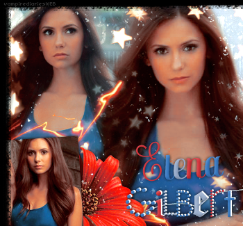 ‡ VAMPIREDIARIESWEB ________#Article Personnage: Elena Gilbert «You and Katherine have a lot more in commun than just your looks.»_____'.____~ _Création_ ¦ _Inspi décoration_ ¦ _Newsletter_