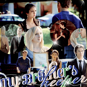 ‡ VAMPIREDIARIESWEB ________#Article Episode: 4X07 - My Brother's Keeper «You and Katherine have a lot more in commun than just your looks.»_____'.____~ _Création_ ¦ _Inspi décoration_ ¦ _Newsletter_